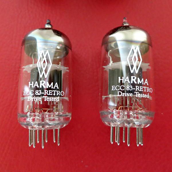 12AX7 Harma Retro